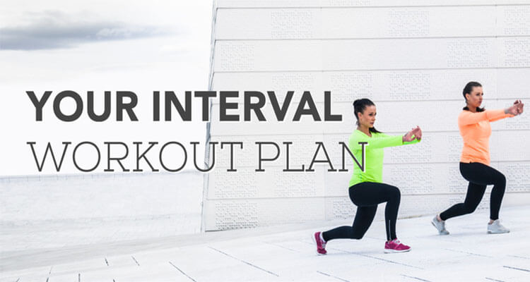 Intensity Interval Workouts