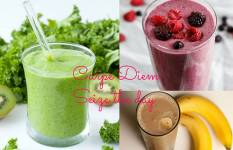 Tasty Kale Smoothies