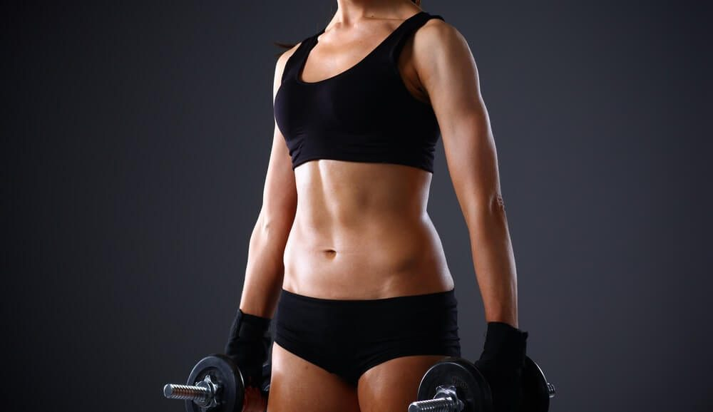 Women with Better Looking Abs