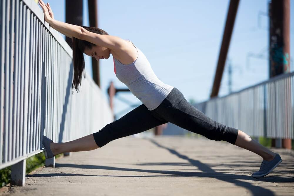 Street Yoga For warm up